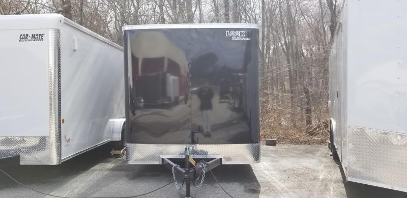 Look Trailers 7 x 14 St Cargo Cargo / Enclosed Trailer 7k