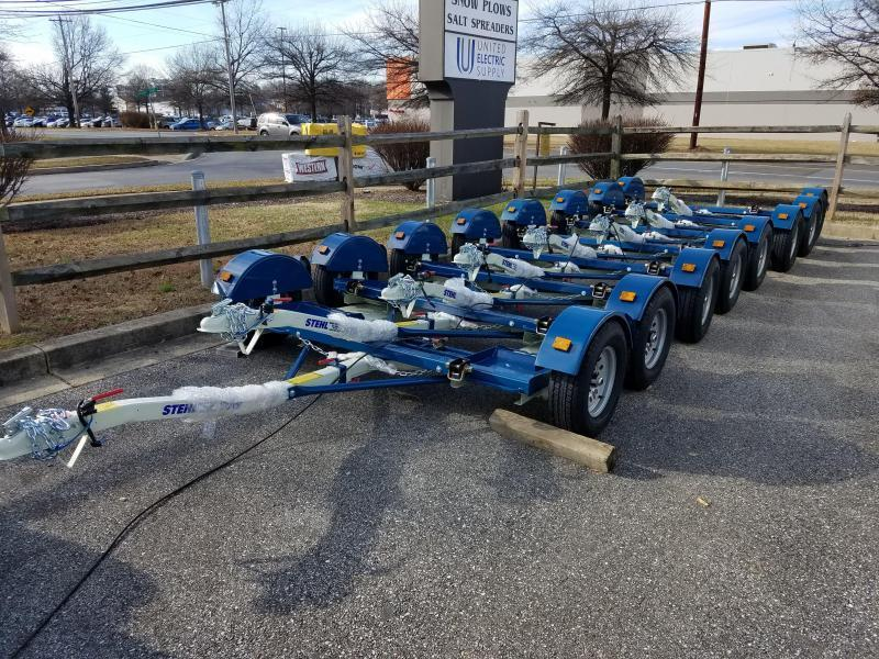"80"" Stehl Tow 3.5k Tow Dolly"