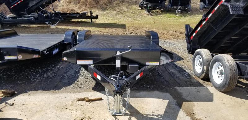 Sure-Trac 7 x 20 Steel Deck Car Hauler  10k
