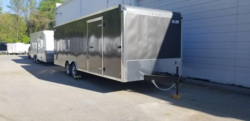 8.5 x 24 Car-Mate  Car / Racing Trailer 10k