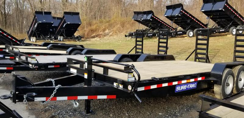 7 x 18 Sure-Trac Implement Trailer 16k