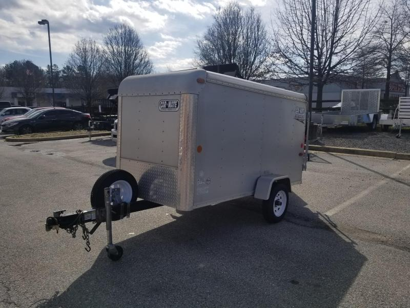 Used 4 x 8.5 Car Mate Cargo Trailer 2k