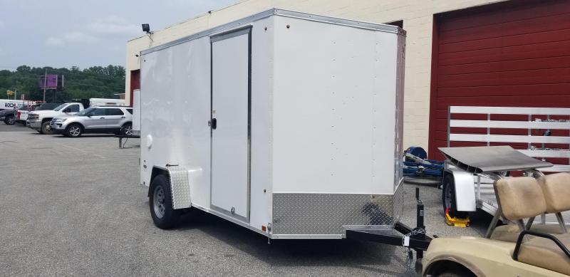 6 x 12 Look ST V-Nose Cargo 3k