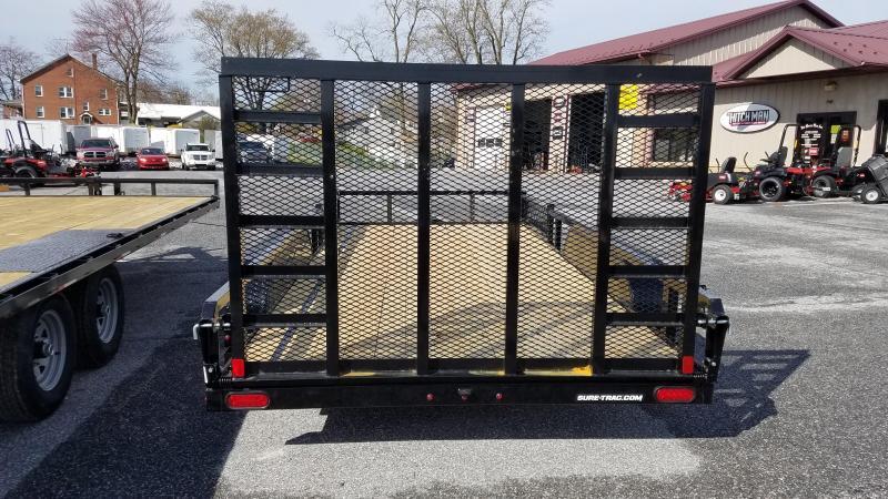 7 X 16 Sure-Trac ATV Tube Top Utility 7k
