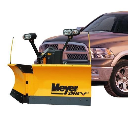 """Meyer Super-V LD 7'6"""""""