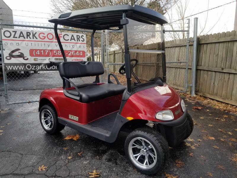 2018 RXV 48V-2 PASSENGER-INFERNO RED (ELECTRIC)