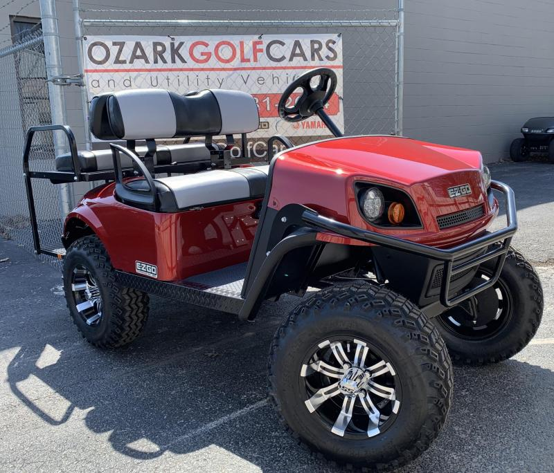 2019 EXPRESS S4-EFI-4 PASSENGER-INFERNO RED(GAS)