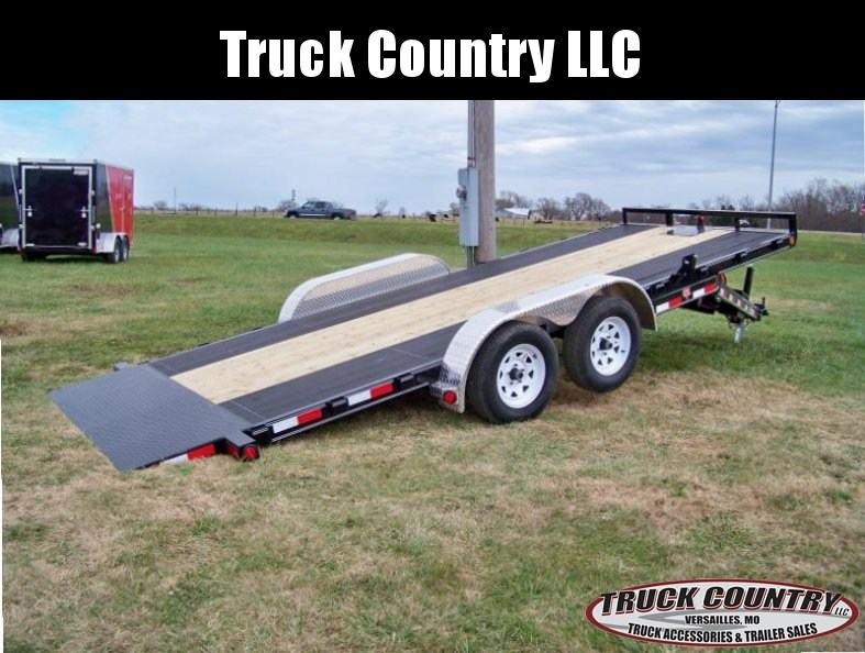 2018 PJ Trailers TH 20