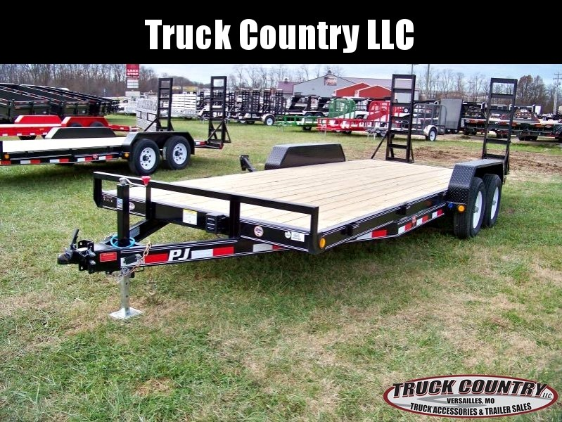 2018 PJ Trailers CE 20' Equipment Trailer