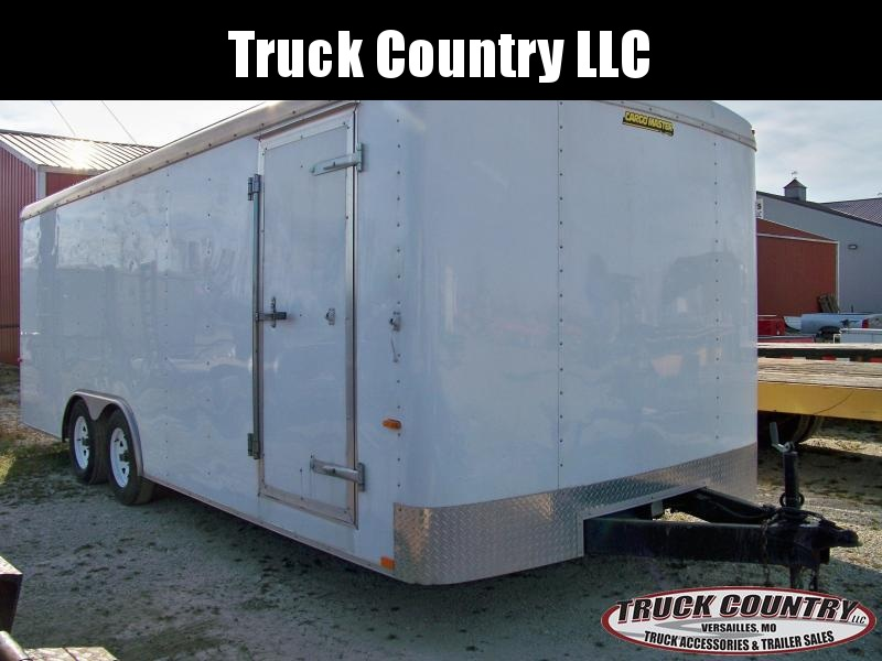 2010 Doolittle Trailer Mfg 8.5X20 Enclosed Cargo Trailer
