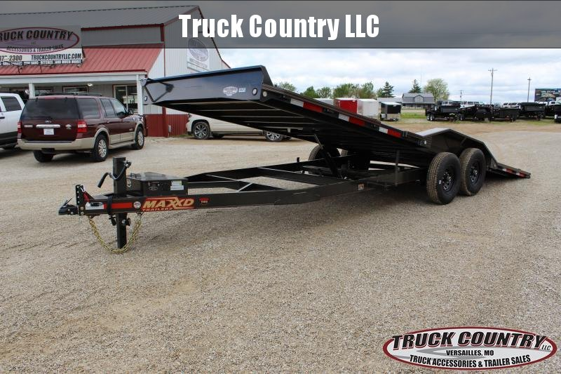 2019 MAXXD T6X 24 tilt Equipment Trailer