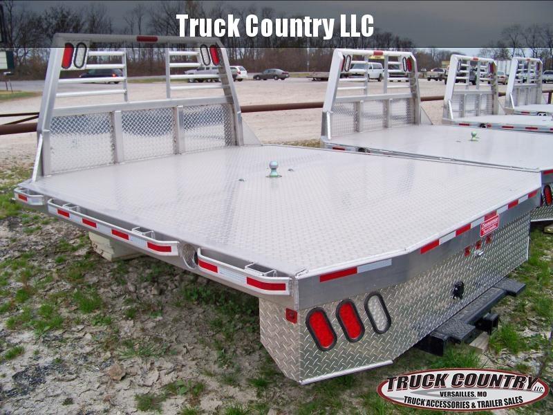 "2018 Zimmerman 97""x114"" aluminum Truck Bed"