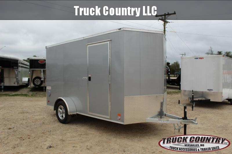 2019 Bravo Trailers scout 6x12 aluminum Enclosed Cargo Trailer