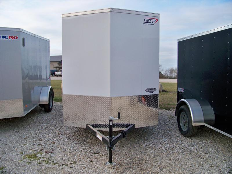 2018 Bravo Trailers Scout 6x10 Enclosed Cargo Trailer