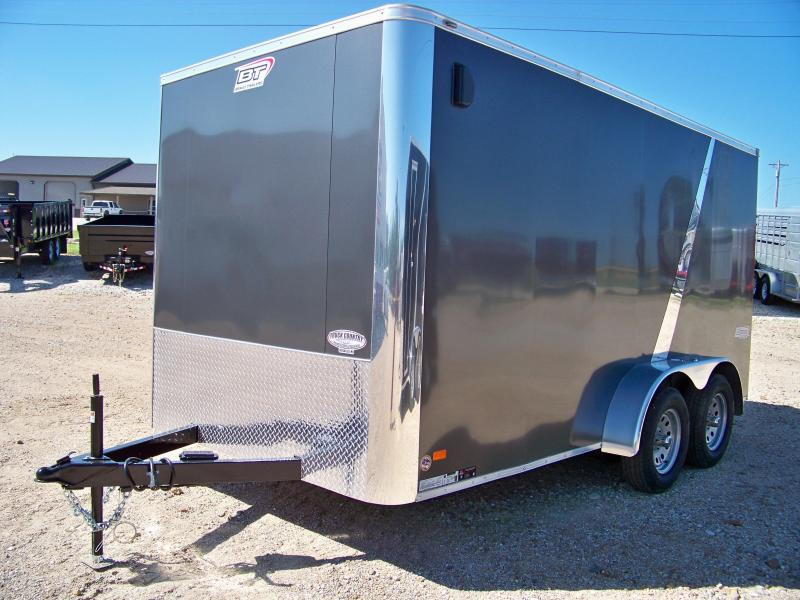 2018 Bravo Trailers 7x14 scout Enclosed Cargo Trailer