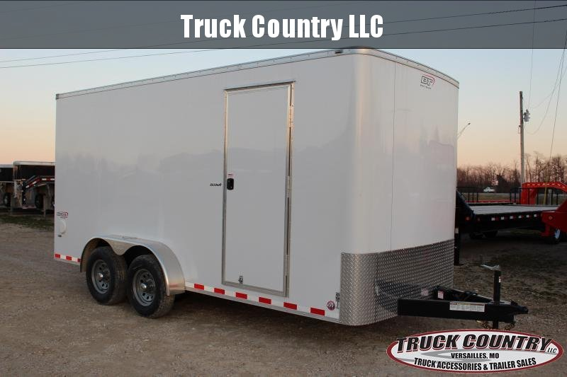 2019 Bravo Trailers 7x6 Enclosed Cargo Trailer
