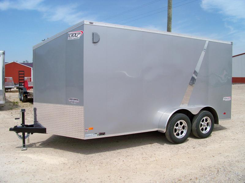 2018 Bravo Trailers scout 7