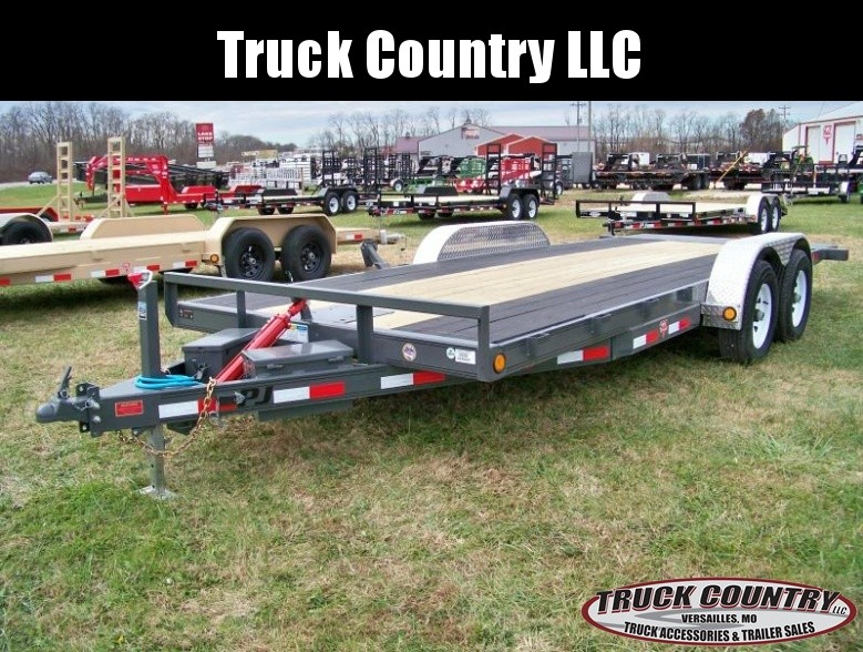 "2018 PJ Trailers TH 83""x20"