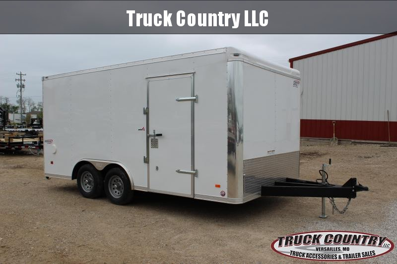 2020 Bravo Trailers 8.5x16 STAR w/ landscape pkg Enclosed Cargo Trailer