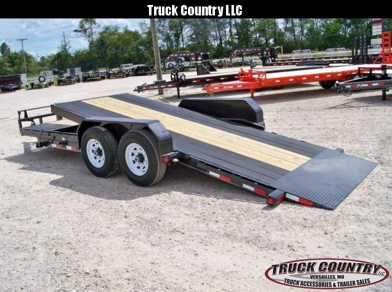 2018 PJ Trailers 20' tilt Equipment Trailer