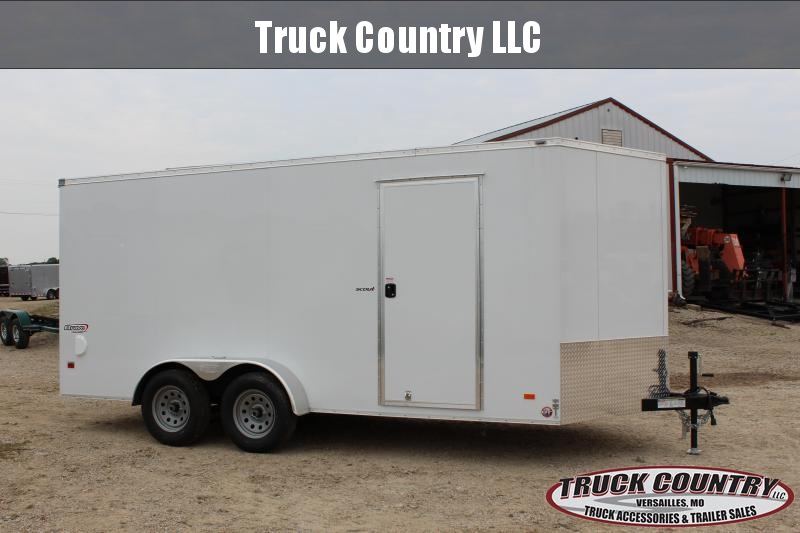 2019 PJ Trailers 7x16 scout Enclosed Cargo Trailer