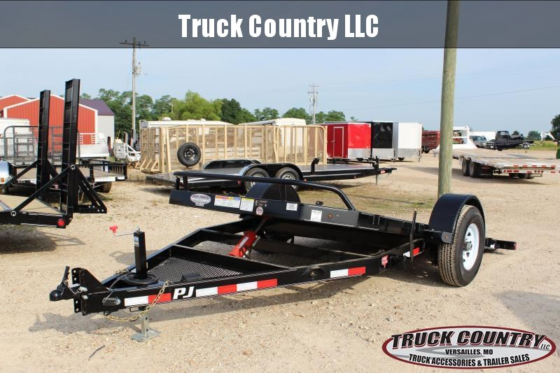2019 PJ Trailers T1 13' tilt Equipment Trailer