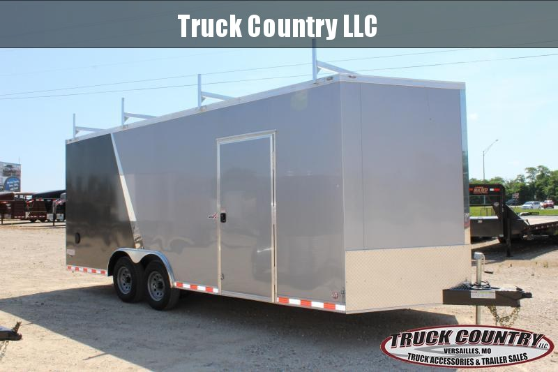 2018 Bravo Trailers Star 8.5'x20' Enclosed Cargo Trailer