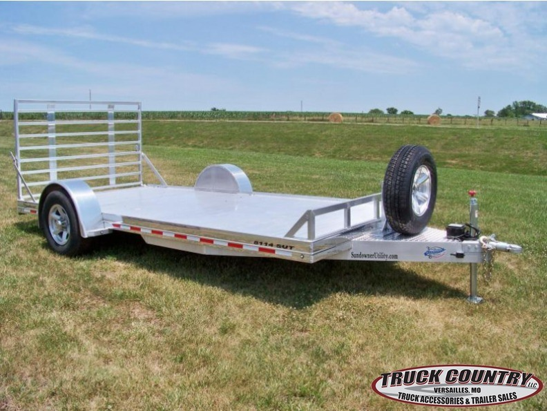 2017 Sundowner Trailers 6.9