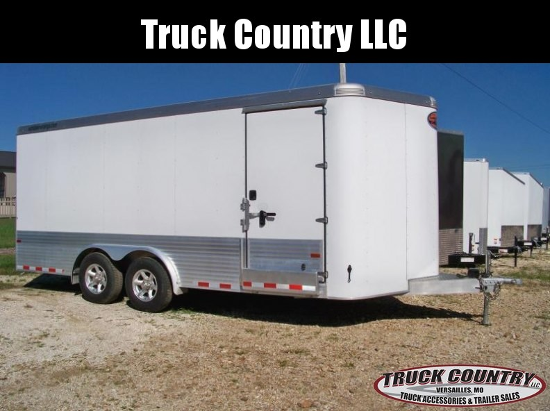 2018 Sundowner Trailers aluminum 8