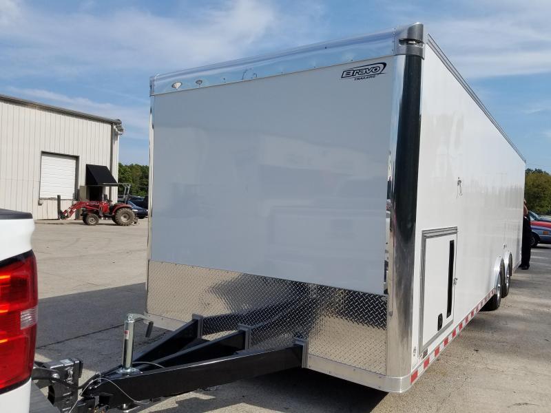 2017 Bravo Trailers Star 8.5x28 Enclosed Cargo Trailer