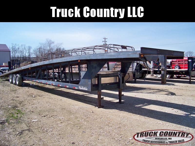 2004 Appalachian 48' wedge carhauler  Trailer