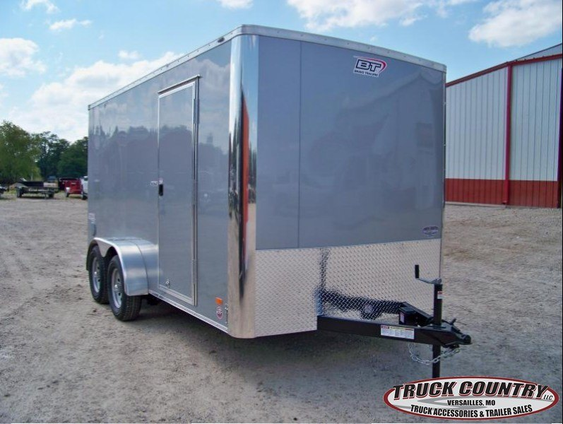 2018 Bravo Trailers scout 7x14 Enclosed Cargo Trailer