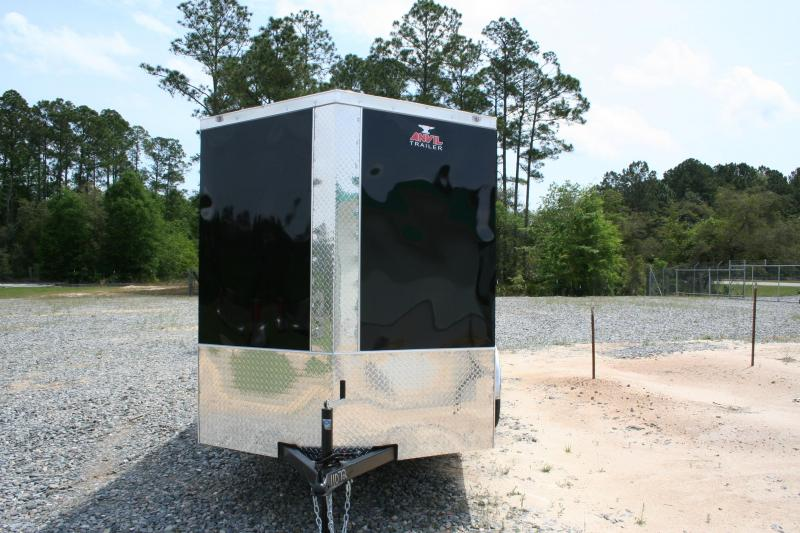 2019 Anvil 6X12 SA Enclosed Cargo Trailer