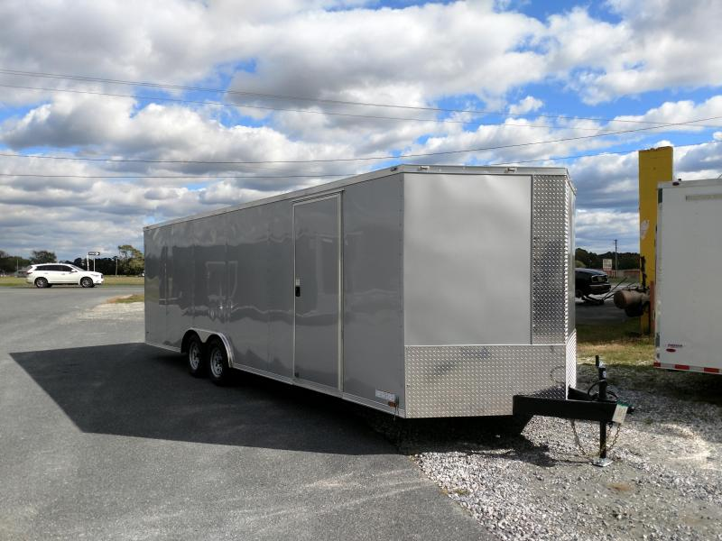 2019 Anvil 8.5x24 7k Enclosed Car / Racing Trailer