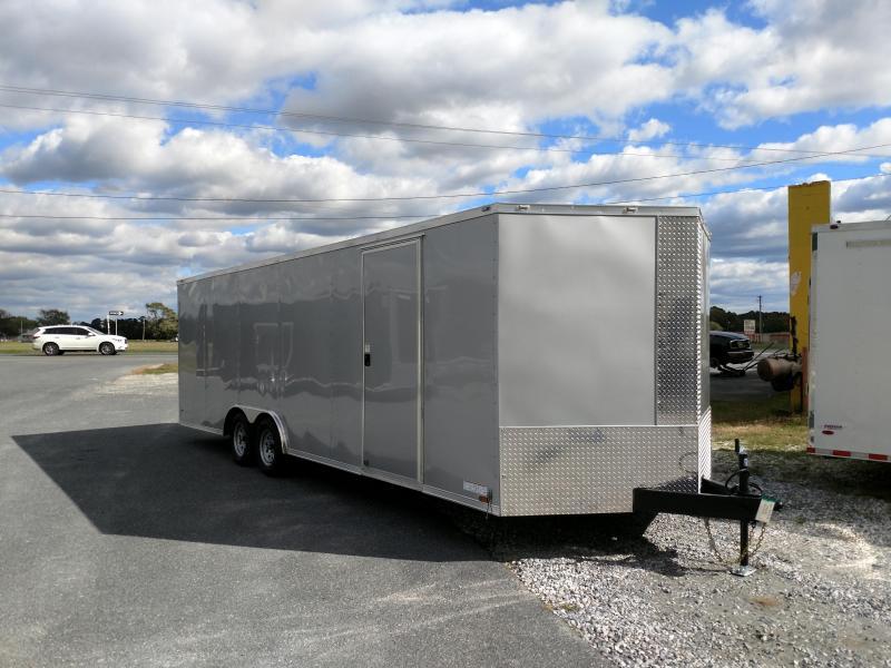 2019 Anvil 8.5x24 7k Enclosed Car / Racing Trailer