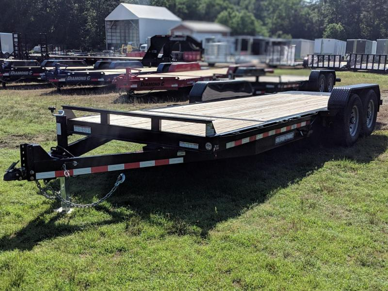 2019 Sure-Trac 164 Equipment Trailer