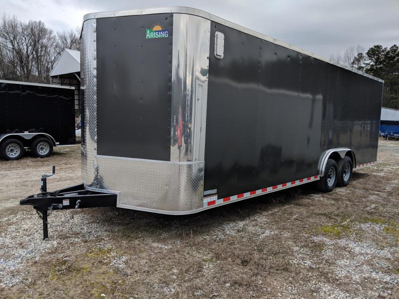 2019 Arising 8.524 Enclosed Cargo Trailer
