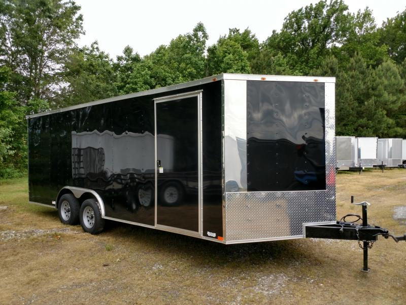 2019 Empire Cargo 8.5x20 7k Car / Racing Trailer