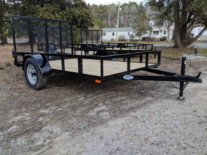 2019 American Manufacturing Operations (AMO) US10 Utility Trailer