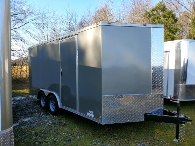2019 Anvil 8.5x16 Car / Racing Trailer