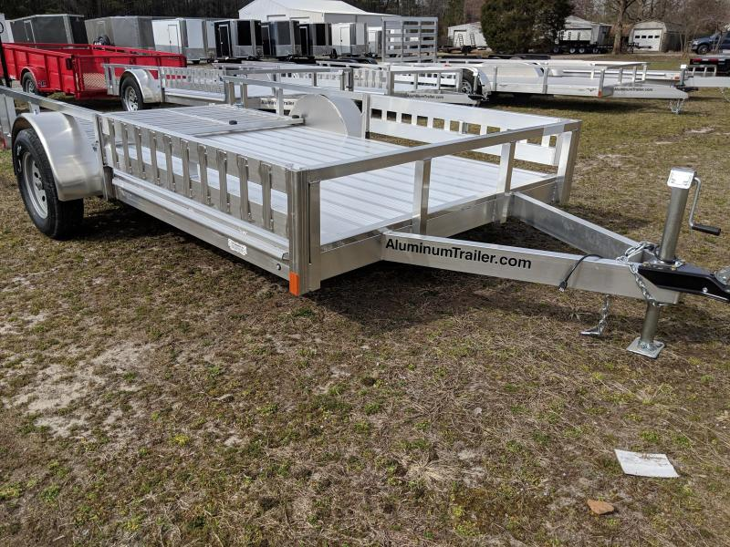 2019 Aluminum Trailer Company OUTAB7012 Utility Trailer
