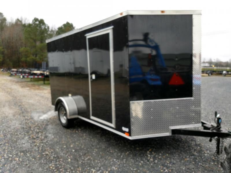 2019 Empire Cargo 7x12 3k Enclosed Cargo Trailer