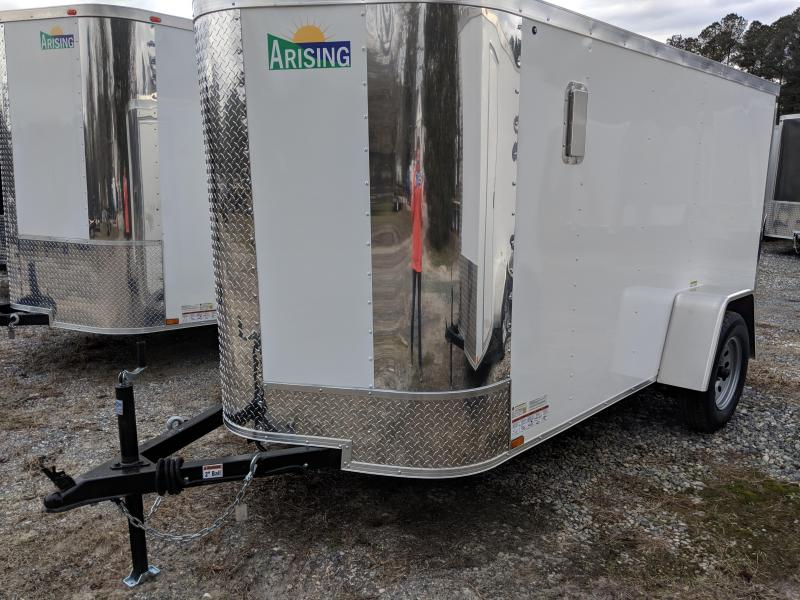 2019 Arising 510 Enclosed Cargo Trailer