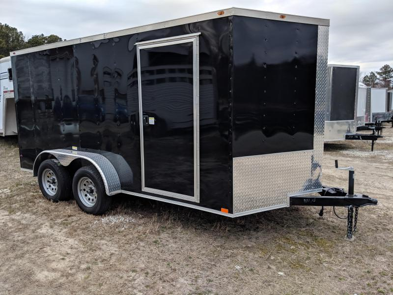2019 Empire Cargo 7X14TA Enclosed Cargo Trailer