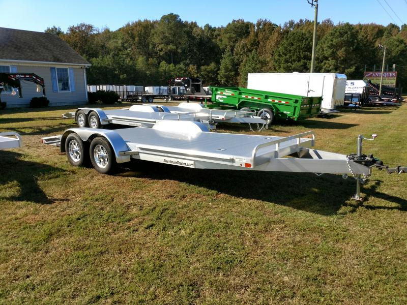 2017 Aluminum Trailer Company AFB18BXWRD - 18 Carhauler Car / Racing Trailer