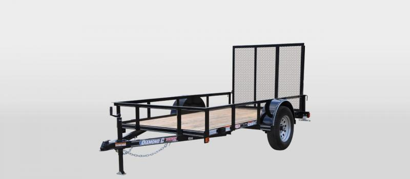 2017 Diamond C Trailers ranger Utility Trailer