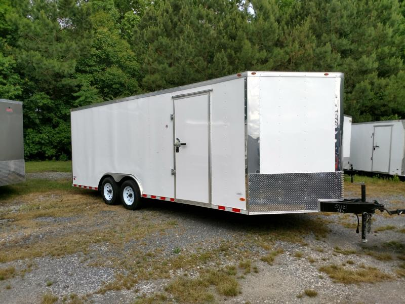 2019 Freedom Trailers 8.5x20 7k Car / Racing Trailer