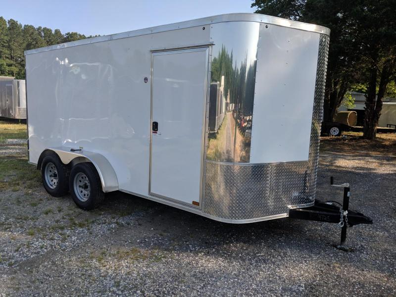 2019 Arising 7X14 Enclosed Cargo Trailer