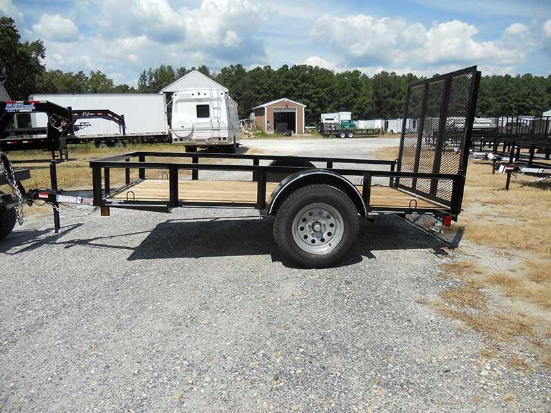 5 X 10 Single Axle Utility Trailer