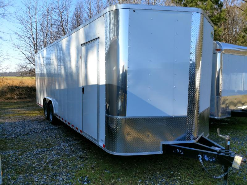2019 Arising 8.5x24 Car / Racing Trailer